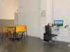 Mesa de reuniões para pesquisas